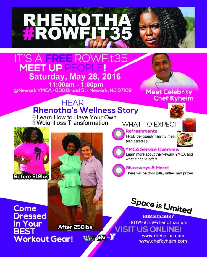 Rowfit35 Meet Up