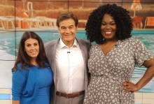 Dr Oz Wife 2017