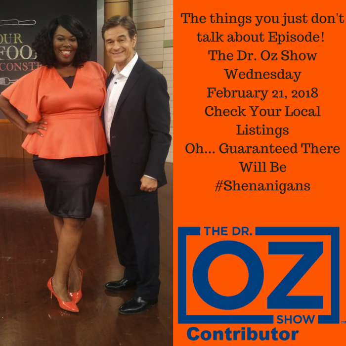 Can you tell by this color that_ It's Pumpkin Spice Monday on The Dr. Oz ShowTune in today! October 30, 2017Check Your Local Listings (1)