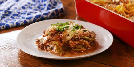 cabage lasagna